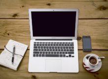 Офиса на блогъра