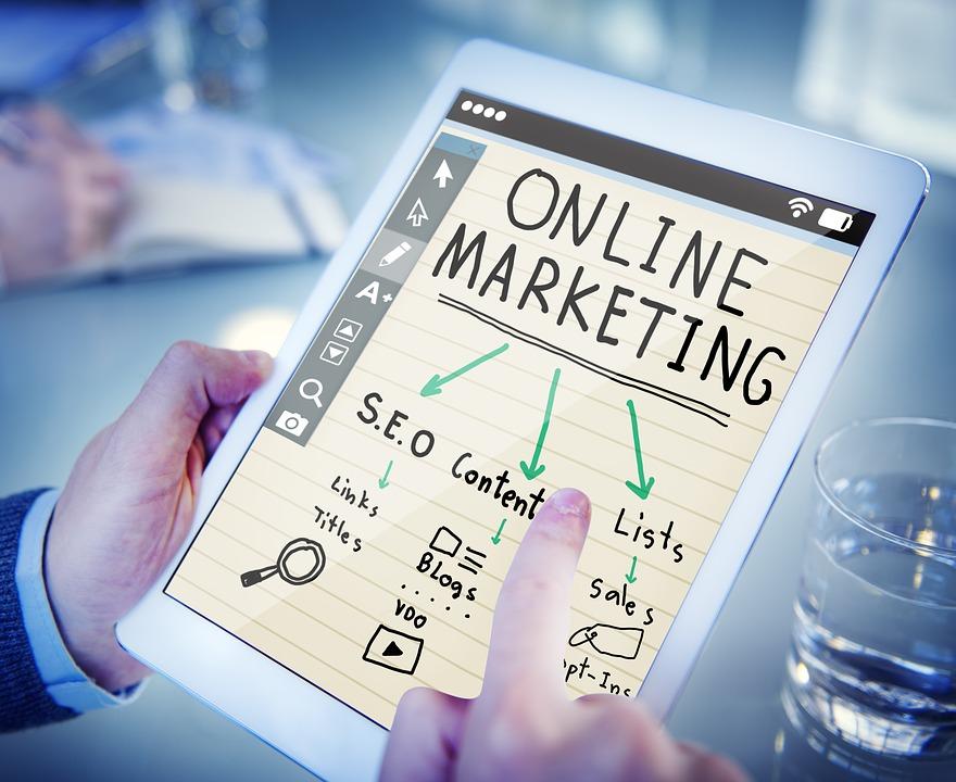 Онлайн Маркетинг - SEO