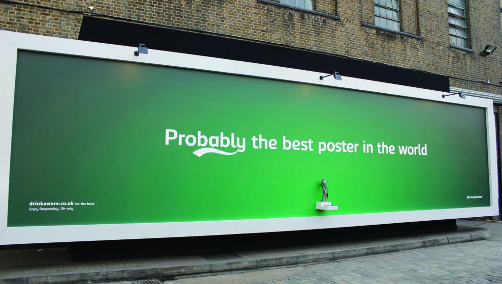 Вероятно най-добрия постер на света
