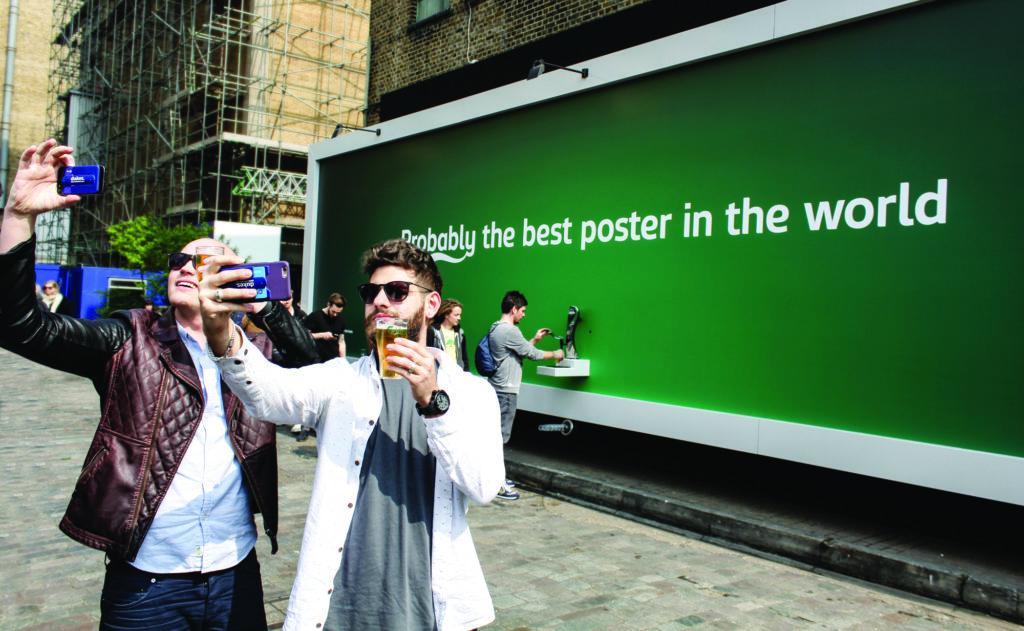 Вероятно най-добрия постер на света - Карлсберг