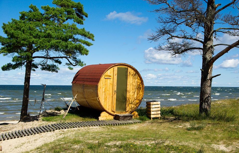 Латвия, Балтийско море