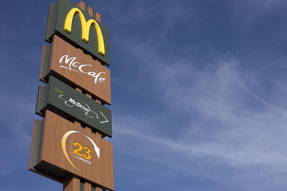 mcdonalds франчайз